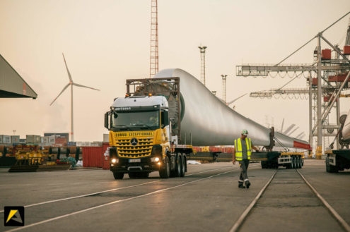 Aertssen Molen transport Haven Antwerp- - Copy