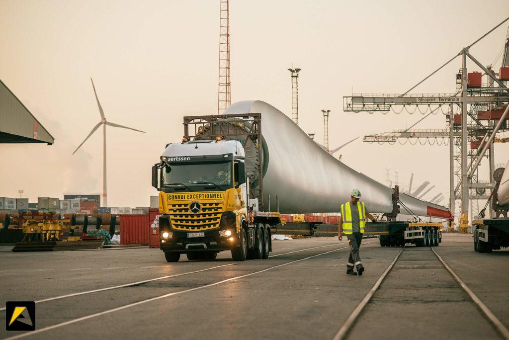 Molenwieken haven van Antwerpen