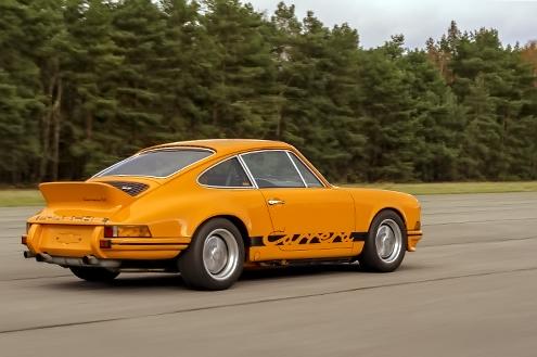 autofotograaf Olaf Porsche Carrera 2.7 no2
