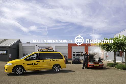 haal en breng service radrema maastricht autofotografie